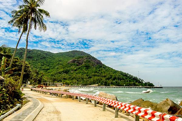 Hòn Sơn - thiên đường biển đảo